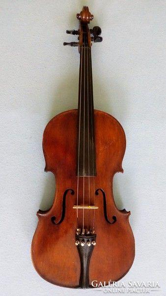 Mesterhegedű eredeti Stowasser 1893