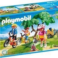 PLAYMOBIL Mountainbiketocht met bolderwagen - 6890 -  Koppen.com