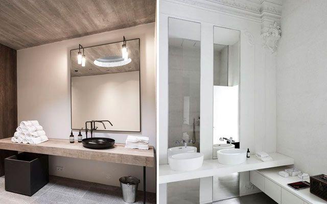 Decofilia blog dise o de ba os con lavabos sobre - Lavabos de diseno ...