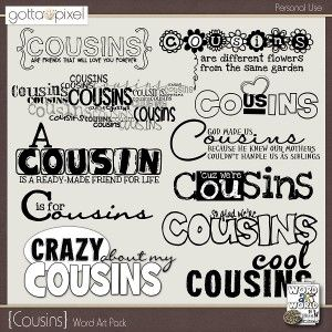 I Love You Cousin Quotes Brilliant The 25 Best Cute Cousin Quotes Ideas On Pinterest  Cousin Love