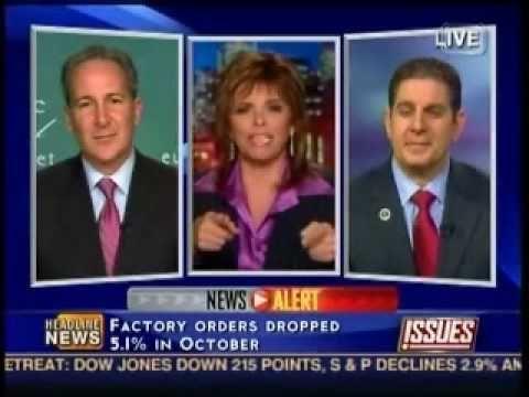 Peter Schiff Dec 4 CNN Headline News - Part 1