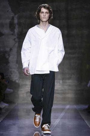 Marni Menswear Fall Winter 2016 Milan - NOWFASHION