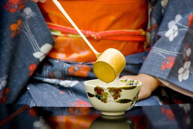 Té sencha, matcha y otros tipos de té verde japonés: Tipos de té verde japonés