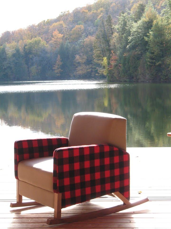 608 Design: Annex club chair  #Canadiana