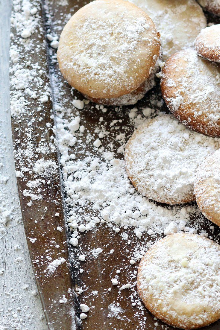 Spoonful of sugah almond polvorones aka russian tea cakes mexican - Mexican Wedding Cookies Russian Tea