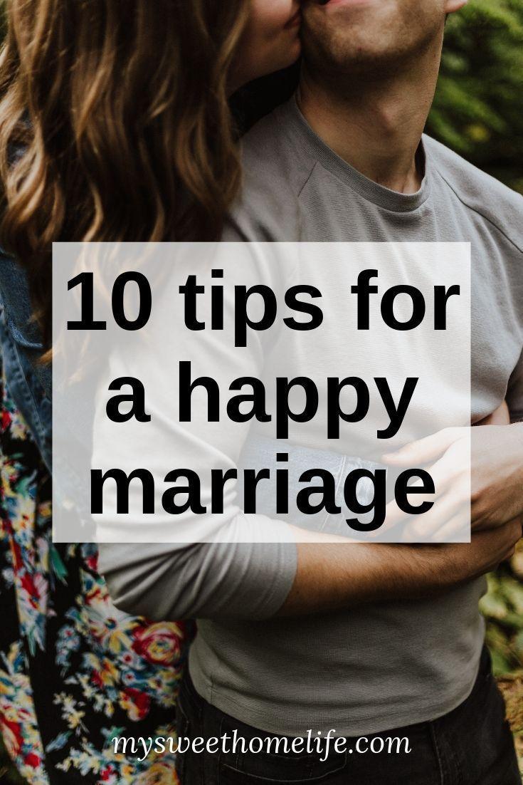 10 dicas para um casamento feliz.   – Love and Marriage