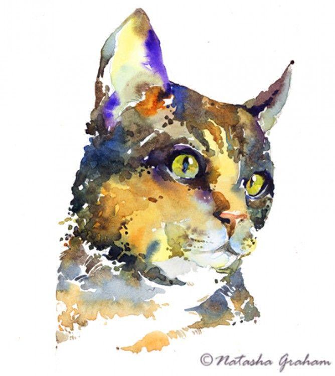 Art Magazine Watercolour