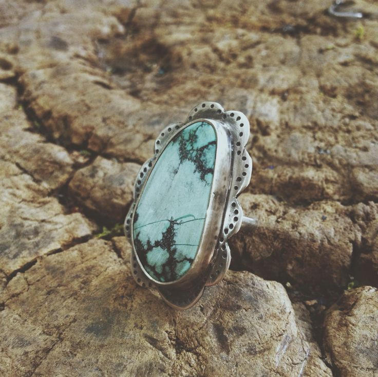 Turquoise and silver - kanti Jewelry
