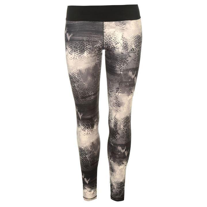 adidas | adidas AOP Long Tights Ladies | Ladies Workout Pants and Shorts