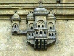 Selimiye Mosque 19 yy birdhouse