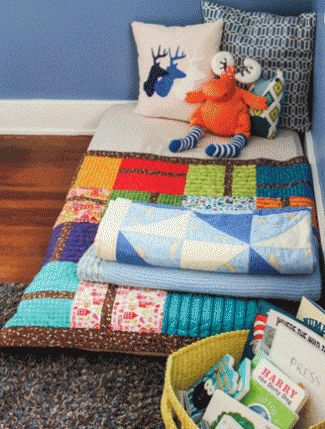 9 Simple Steps to Setting Up A Montessori-Style Toddler Bedroom - The Bump Blog