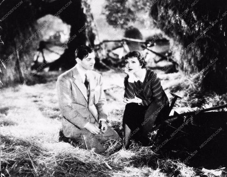 photo Clark Gable Claudette Colbert film It Happened One Night 2766-31