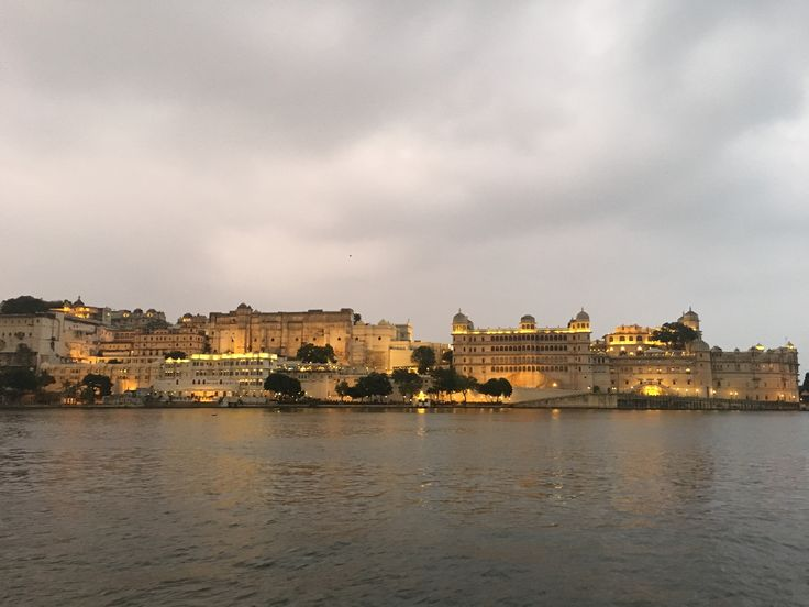 The Palace City, Udaipur India