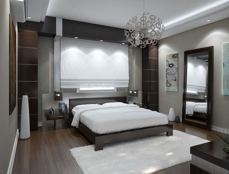 Modernité, Luxe et Elégance by Merlin Bergeron Design Bedrooms - modernes bett design trends 2012