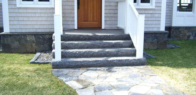 Best Granite Steps Google Search Steps Vermont Pinterest 400 x 300