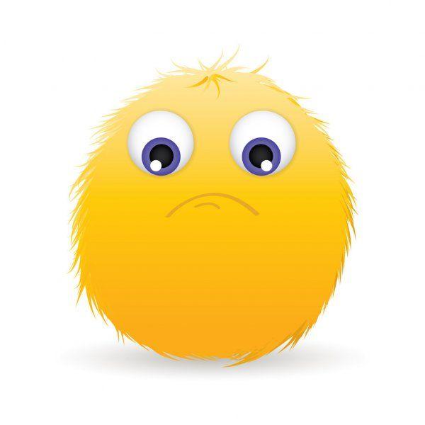 Bola De Pelos Aburrido Ilustracion De Stock En 2020 Imagenes De Emoji Ilustraciones Ilustraciones Vectoriales