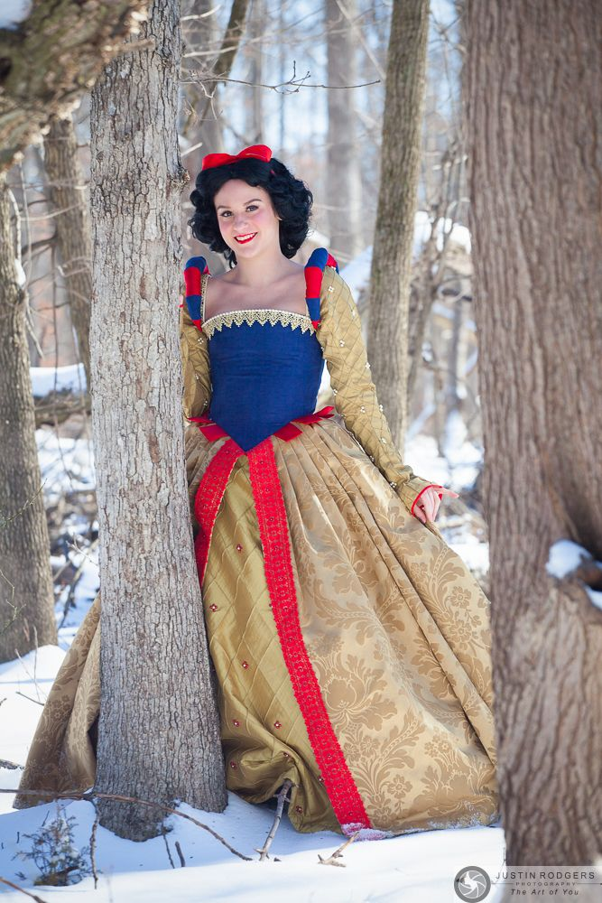 Once there was a princess... -  - Snow White
