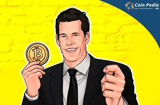 Tyler Winklevoss with brother Cameron, co- founder Gemini cryptocurrency supports - Bitcoin is gold, Ether is oil, Litecoin is Tesnet. Cryptocurrencies