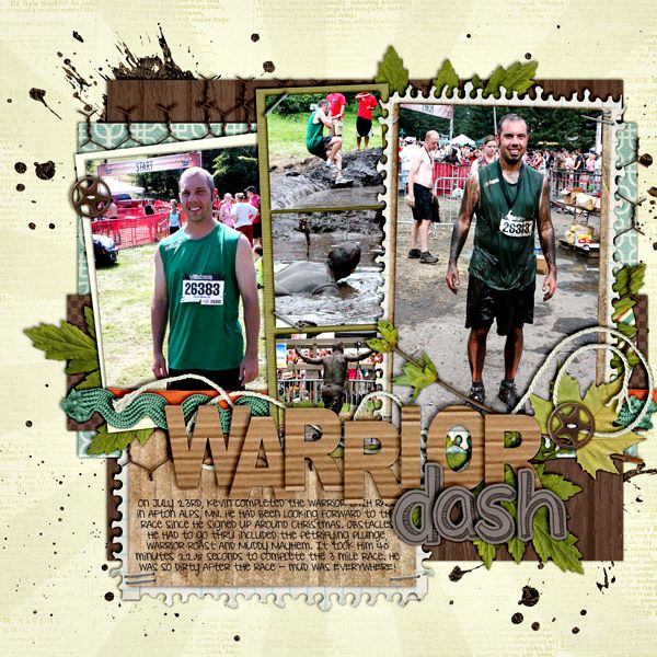 #scrapbookScrapbook Ideas, Colors Running, Scrapbook Inspiration, Mud Run Scrapbook, Marathons, Scrapbooking Ideas, Scrapbook Layout, Dash Ideas, Scrapbook Pages