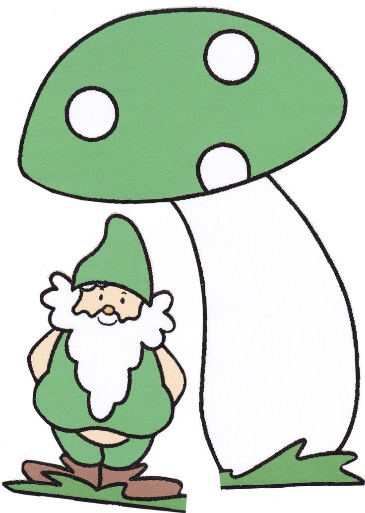 Kabouter groen