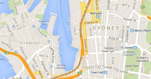 SEA LIFE Sydney Aquarium Location | Darling Harbour