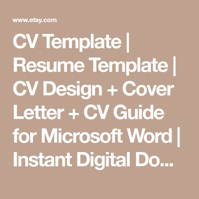 The 25+ Best Cv Guide Ideas On Pinterest Creative Cv Template   Architect  Cover Letterhow  Architect Cover Letterhow To Write A Successful Cover Letter
