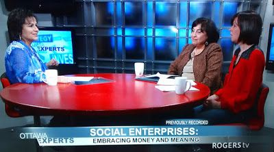Mony's Blog: Ottawa Experts - Social Enterprises, embracing mon...