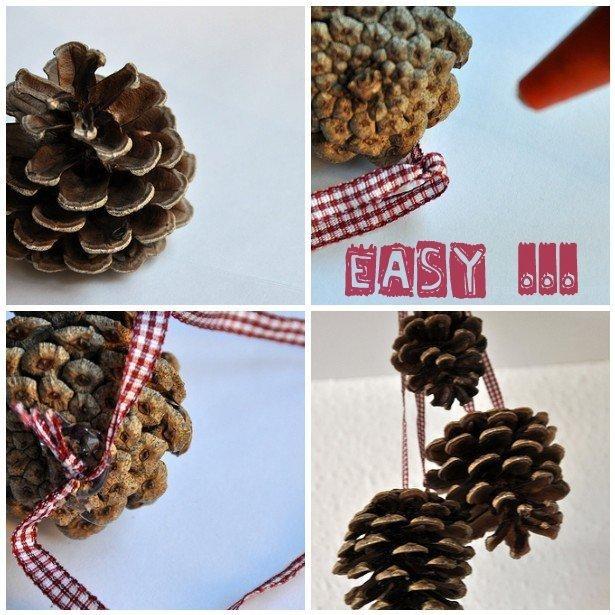 DIY::: {kleines Mitbringsl} - weihnachtsdeko