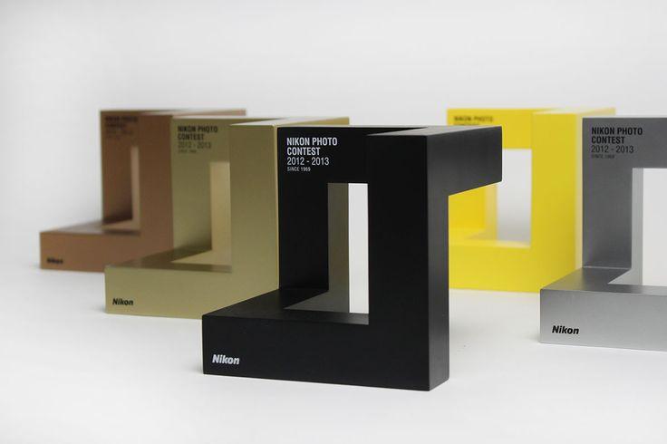 Anonymous – Nikon Photo Contest Trophy