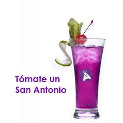 ¡Tómate un San Antonio!