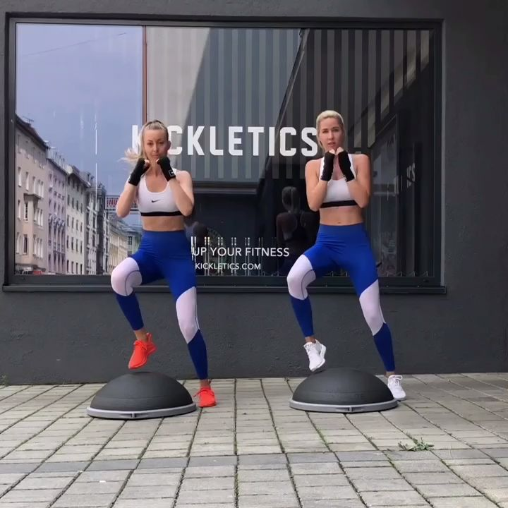 Partner Workout – InStyle Germany