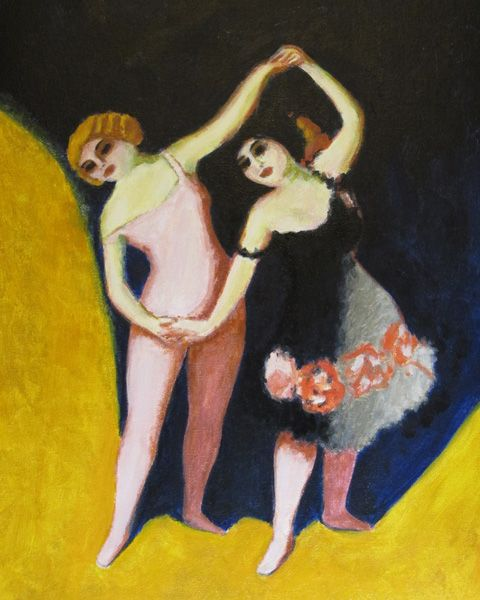 Kees van Dongen - Les Danseuses