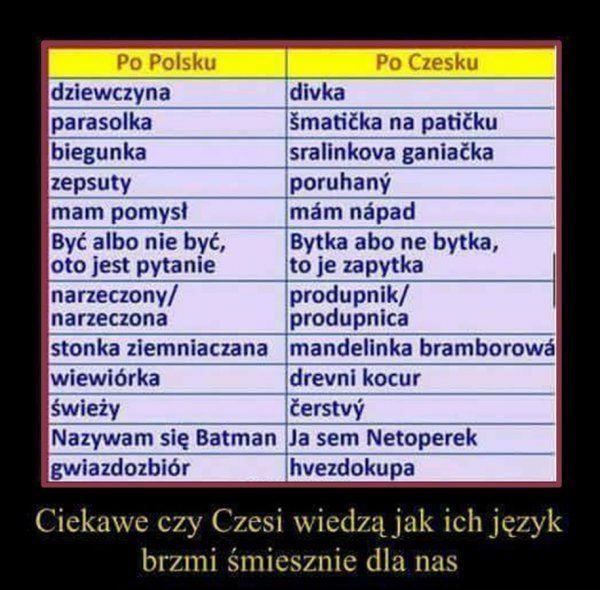 Hahahaha XDXDXD Czeski zawsze mnie rozbawi...