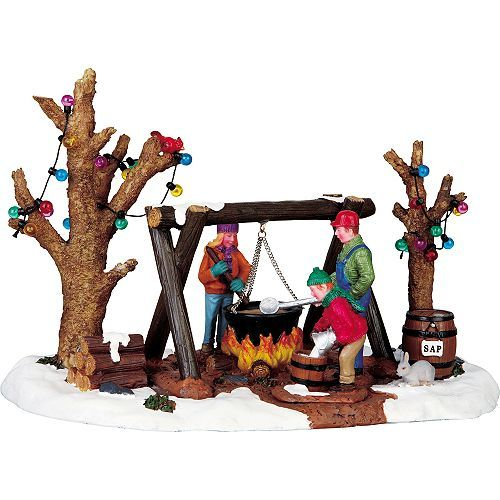 Christmas Village Accessories | Lemax Village Collection ...
