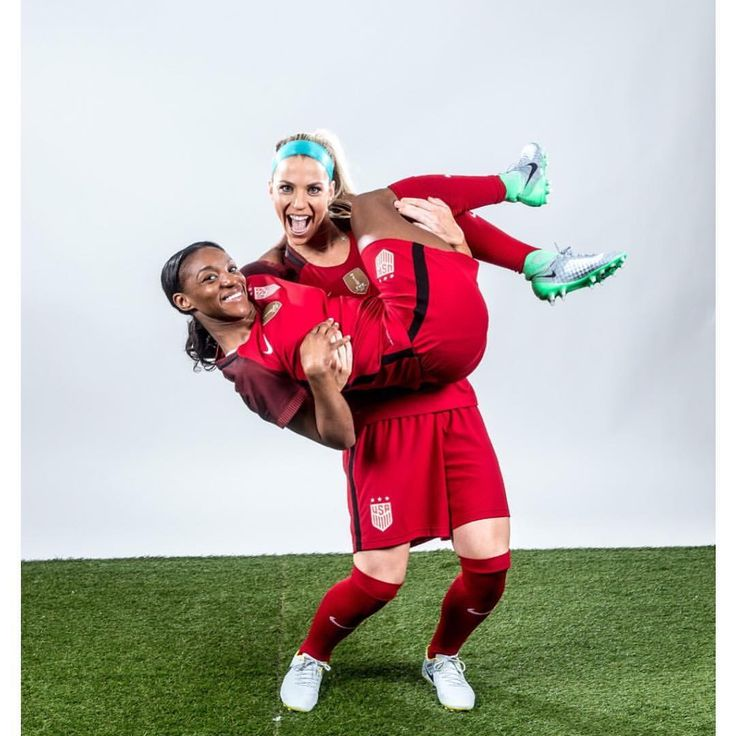 "16.4k Likes, 70 Comments - Crystal Dunn (@cdunn19) on Instagram: ""@juliejohnston2 Tomorrow, you will be the one picked up like this as a newly Married woman! You…"""