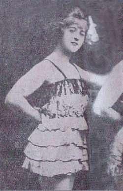 Nana Ivy.Decendants of Frederick Fullford