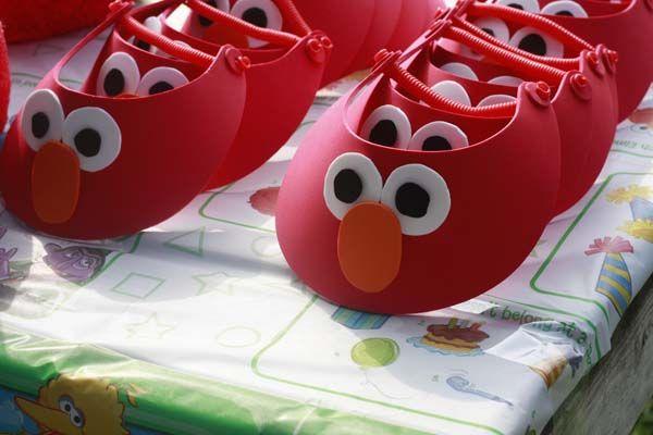 Elmo hats!