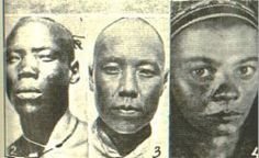 Our seemingly separate cultures and ethnic identities are much more connected than we think. The latest evidence proves the first inhabitants of China were in fact Black. http://vveasey.hubpages.com/hub/Chinese-Scientist-Prove-The-First-Inhabitants-Of-China-Were-Black