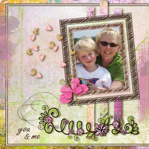 Together You and Me by Tbear. Kit used: Get Your Own Art 2 http://scrapbird.com/designers-c-73/k-m-c-73_516/mamrotka-designs-c-73_516_85/get-your-own-art-2-p-16837.html