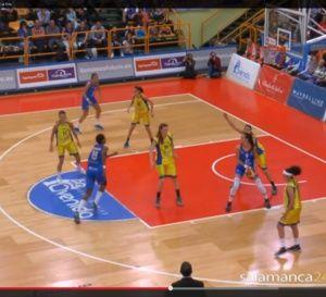 Basket féminin - Liga Femenina: Hind Ben Abdelkader éliminée en demi-finale des playoffs espagnols - vidéo