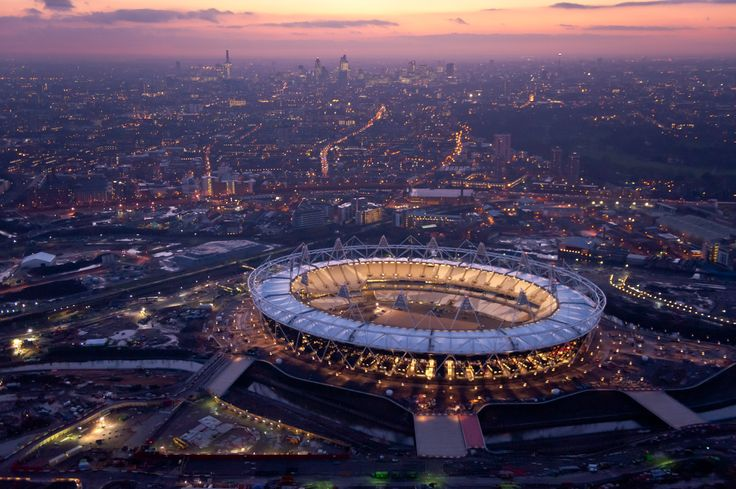 london olympic stadium | London Olympic Stadium