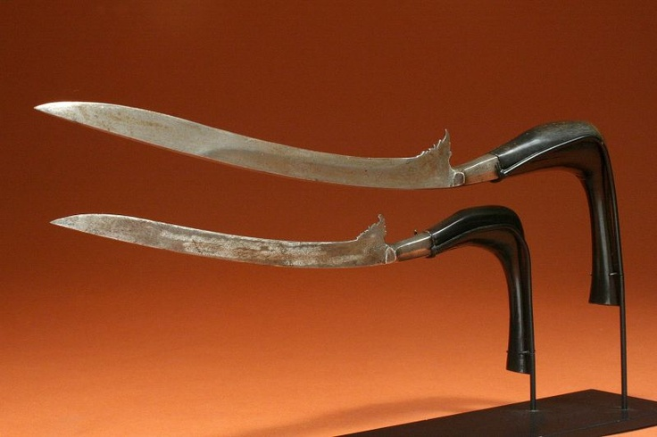 A rencong (Acehnese: reuncong) is a traditional weapon from Aceh, Indonesia