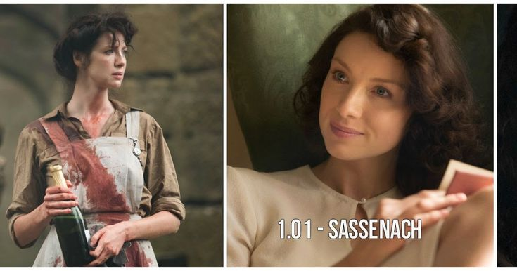 Guía completa de episodios de la serie Outlander, tal cual se emiten en Estados Unidos. En España a través de Canal Plus series. Basada en los libros de Diana Gabaldon.