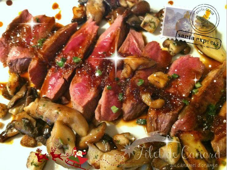 Les 85 meilleures images du tableau magret de canard sur - Cuisiner un filet de canard ...