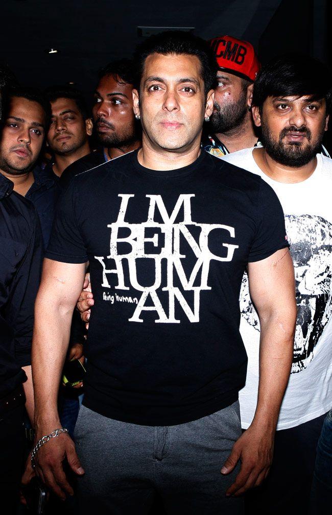 Salman Khan Style Bollywood Fashion Handsome
