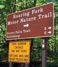 Gatlinburg, Tennessee to Cherokee, North Carolina Seeing the Smokies on the Newfound Gap Road by Megan Edwards