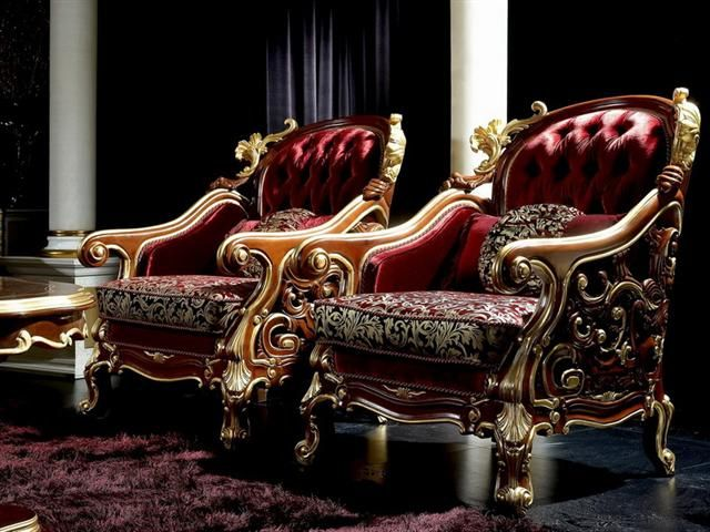 These Ornate Chairs Can Add Just The Right Touch Of Eclectic To Any Room. |  Cool And Unusual Chairs | Pinterest | Room, Victorian And Living Rooms Part 62