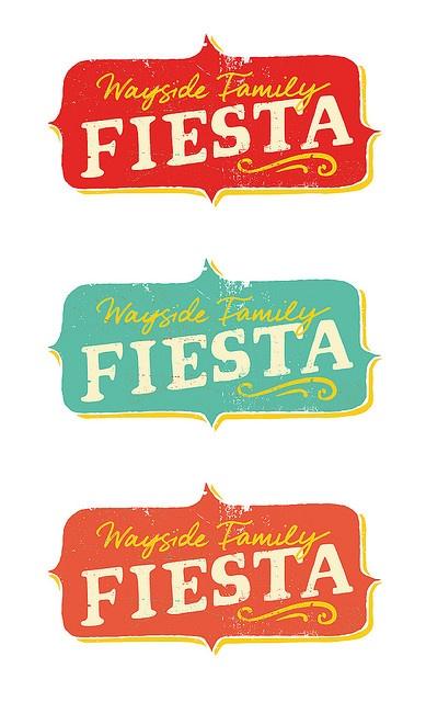 Vintage style logos