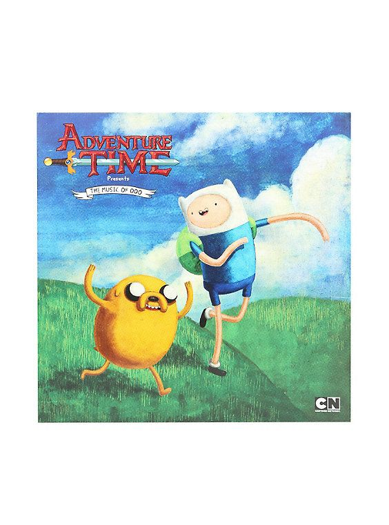 Adventure Time Presents: The Music Of Ooo Vinyl LP Gunter Variant,