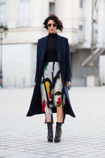 PARIS STREET STYLE   StyleCaster   by Adam Katz Sinding